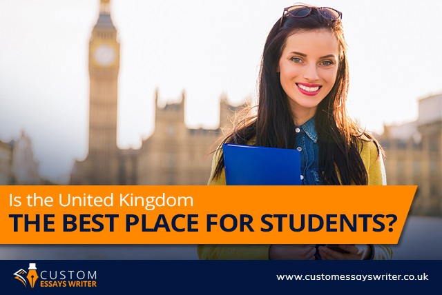 Is the United Kingdom The Best Place for Students?