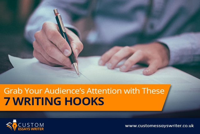 Grab Your Audience's Attention with These 7 Writing Hooks