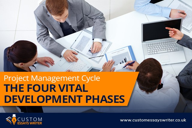 Project Management Cycle: The Four Vital Development Phases