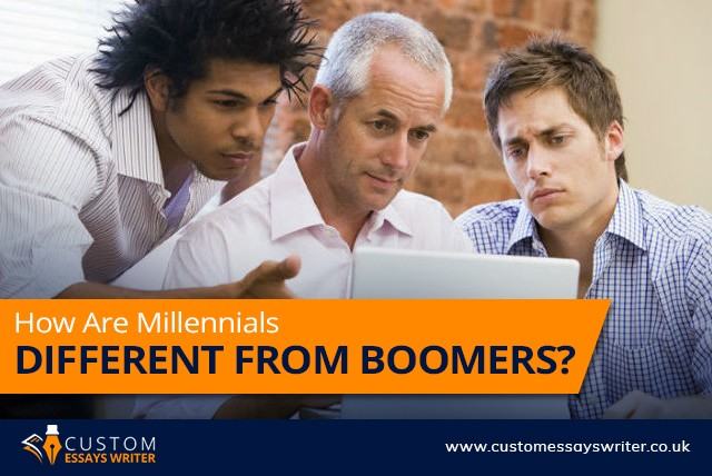 How are Millennials Different from Boomers?